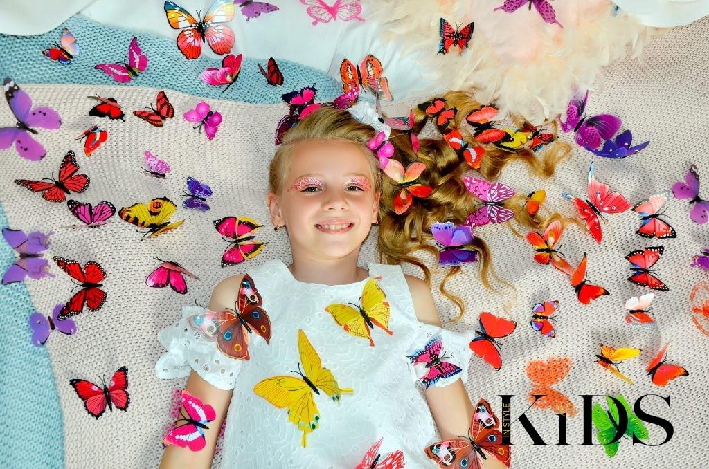 """Фотопроект """"Бабочки"""""""