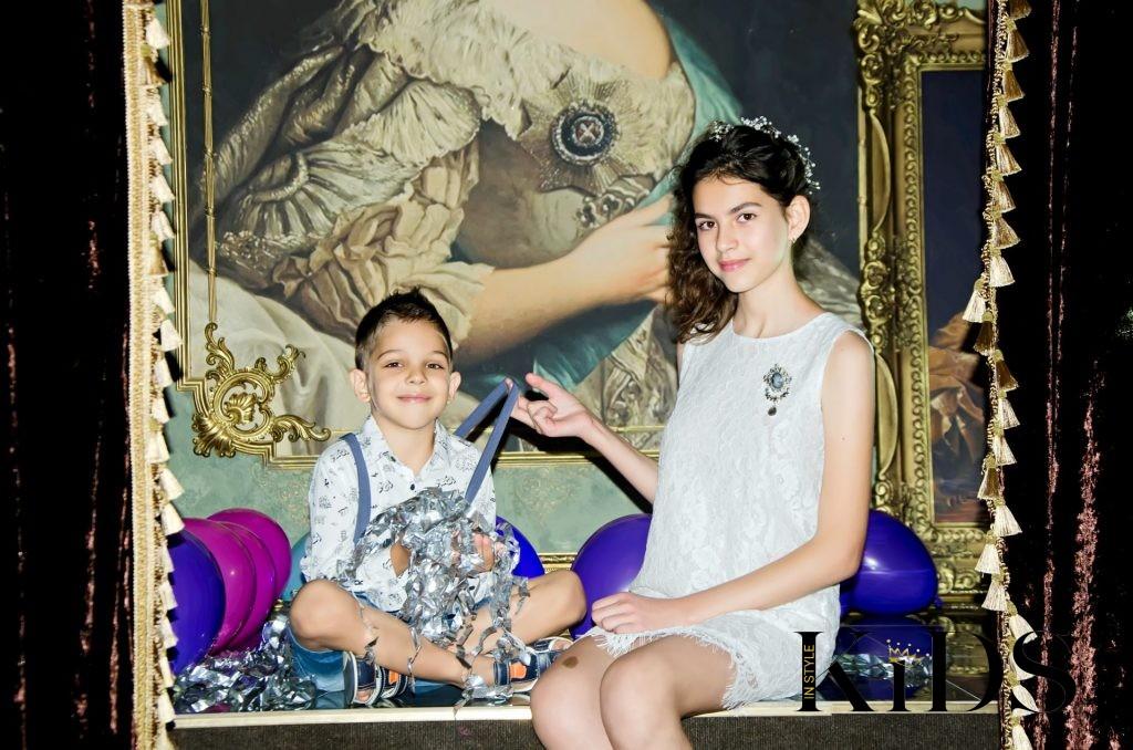 Фотопроект для глянцевого журнала Kids in style, г. Азов