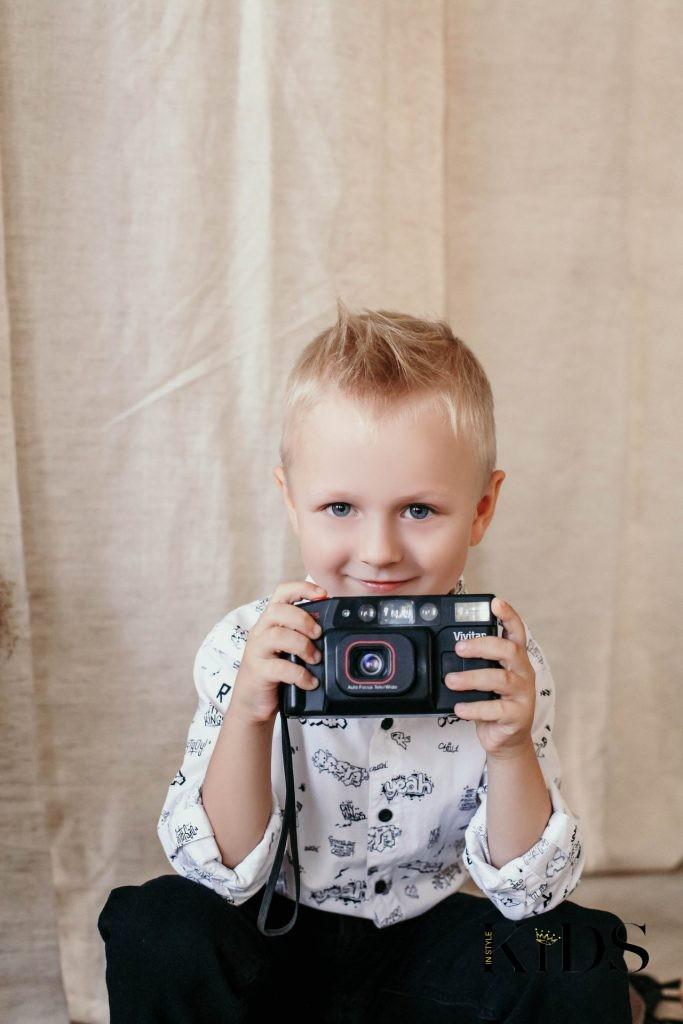 Фотопроект для журнала Kids in style, г. Ростов-на-Дону