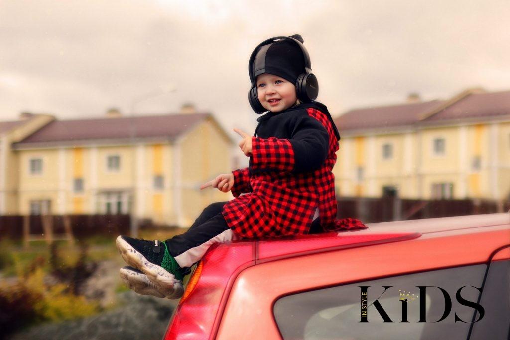 "Фотопроект для журнала Kids in style ""URBAN KIDS"", г. Полевской"