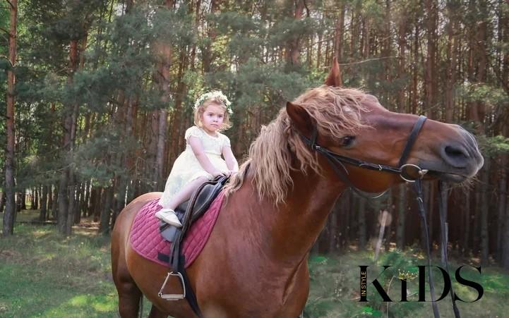 "Фотопроект ""Прогулка c лошадьми"" г.Брянск"