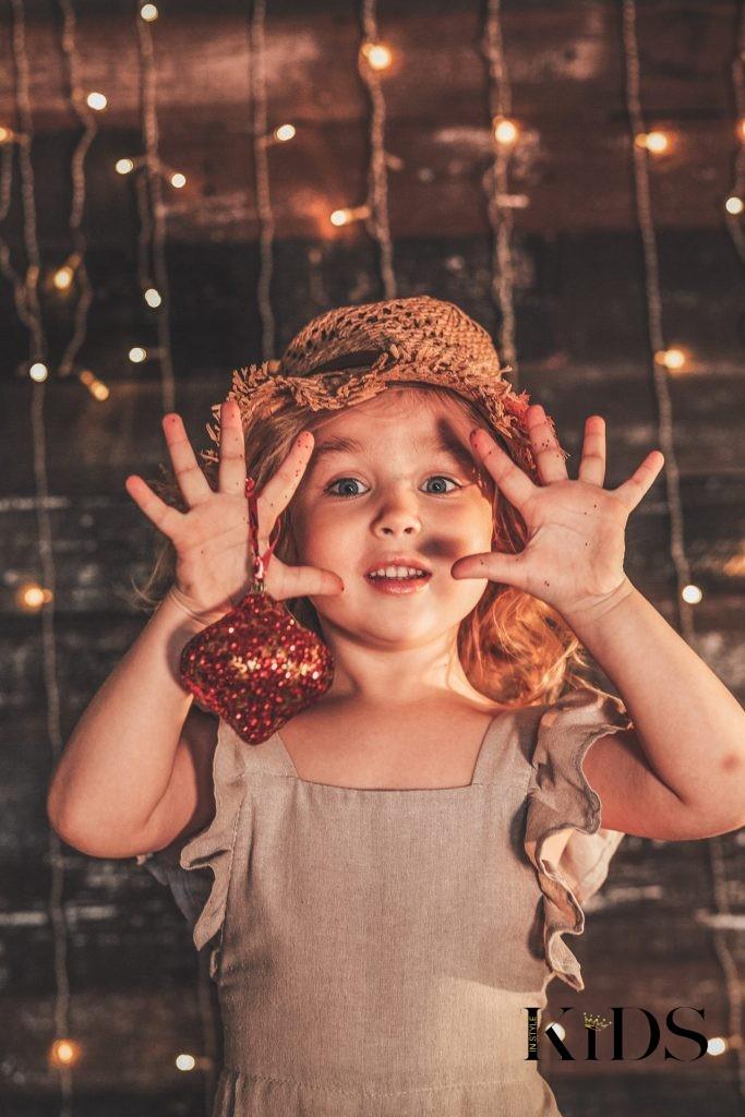 """Фотопроект """"kids in new year"""" в г.Тюмени"""
